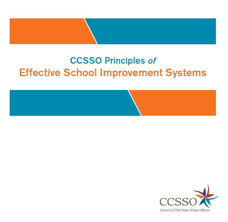 Principles of Effective School Improvement Systems