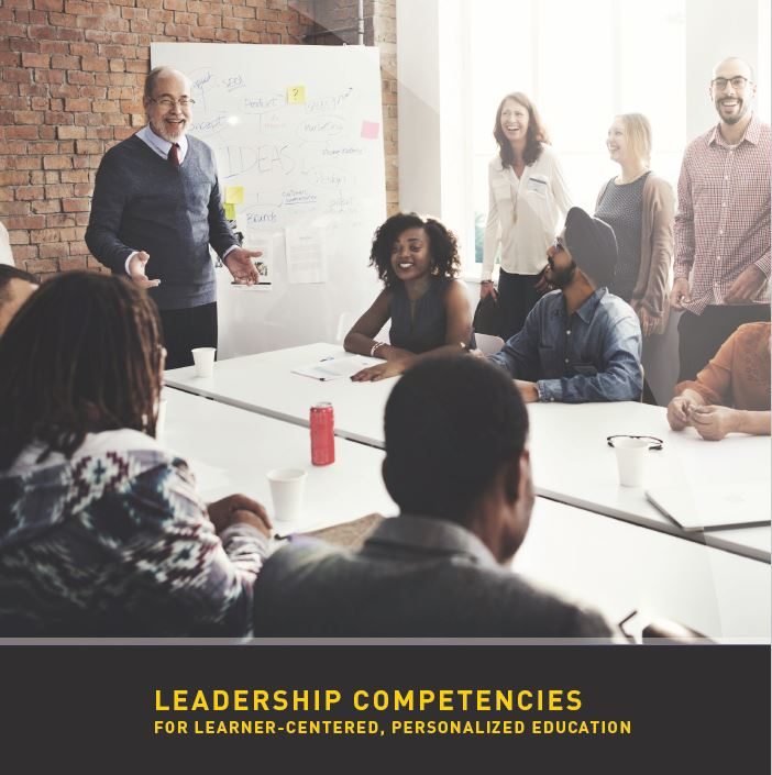 image of cover for leadership