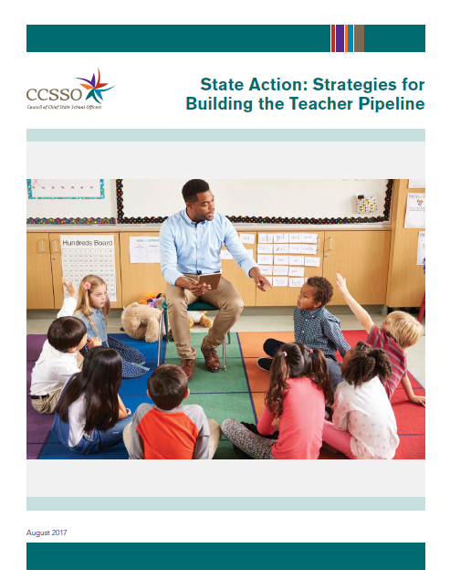 State Strategies for Building Teacher Pipelines Cover Page