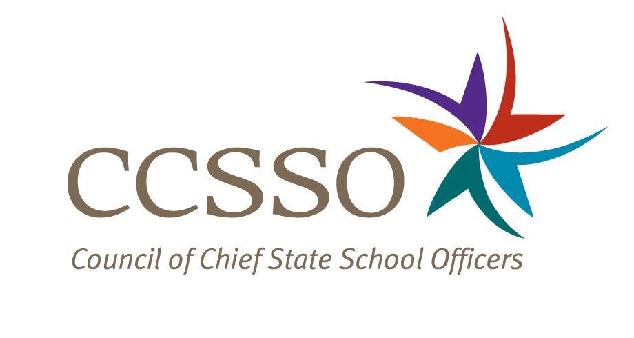image of ccsso logo